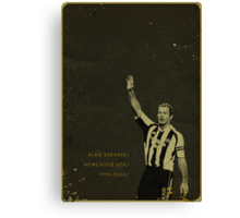 Shearer Canvas Print