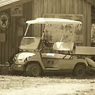 Golf Cart by randi1972