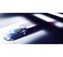 BMW 328i Coupe Photographic Print