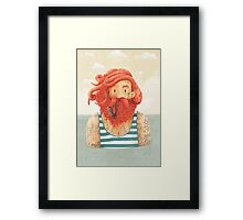 Octopus Framed Print