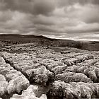 Malham Cove by Paul Woloschuk