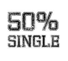 50 Percent Single by TheBestStore