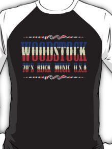 Vintage woodstock T-Shirt