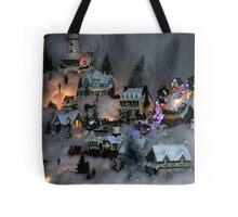 Christmas At Carol's! Tote Bag