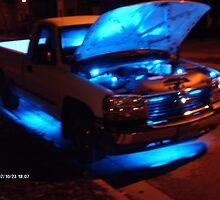 My old truck by david burton