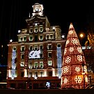 Christmas Time in Madrid by Francisca Westerterp-Muñoz