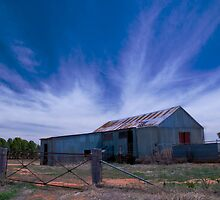 Greenethorpe Shearing Shed by garts