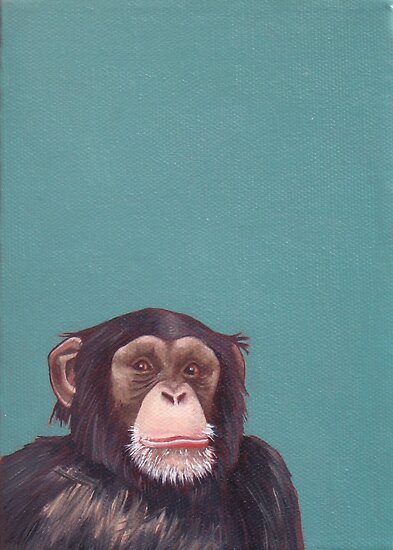 Chimp by chelsgus