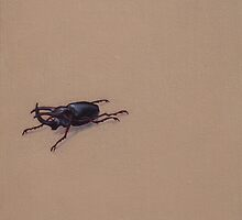Rhino Beetle by chelsgus