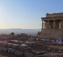 Erechtheion (Athens, Greece) by keddesign