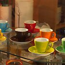 Multi-Coloured Espresso by Duncan Payne