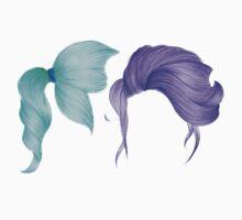 Pastel Hair T-Shirt
