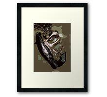 Jurassic Park Framed Print