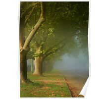 The fair luminous mist ... Poster