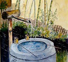 Japan Water Site by inker1