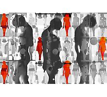 Body Language 35 Photographic Print