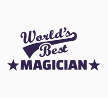 World's best magician by Designzz