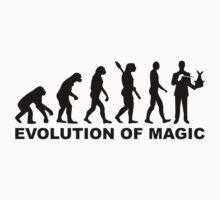 Evolution Magician by Designzz