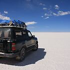 salar de uyani, bolivia by nickaldridge