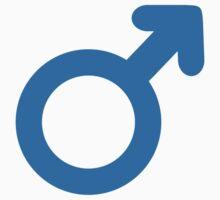 Male man icon by Designzz