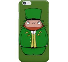 Saint TotoPatrick iPhone Case/Skin