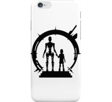 The Void Ring, with Anna and Dobie iPhone Case/Skin