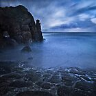 Land Sea Sky VIII by Tom Black