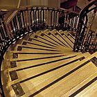 Fan-Like Stairway by phil decocco