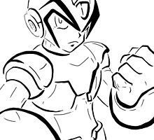 megaman by crush401