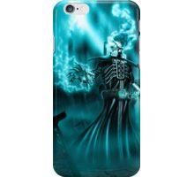 Electric Ghost iPhone Case/Skin