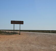 Nullarbor Plain. by elphonline