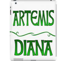 Artemis & Diana iPad Case/Skin