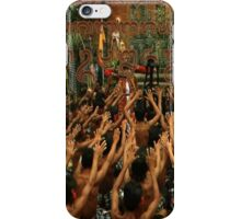 Bali Kecak Dance iPhone Case/Skin