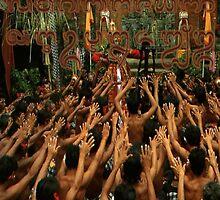 Bali Kecak Dance by raceldovi555dov