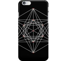 Metatron's Cube #1 iPhone Case/Skin