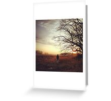 Find Yourself Greeting Card