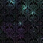 Damask Galaxy - Mermaid by alexistitch