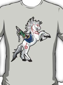 Kazegami - Okami T-Shirt