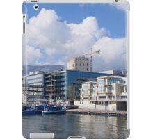 Cape Town Harbor iPad Case/Skin