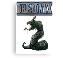 DreadNYX Canvas Print