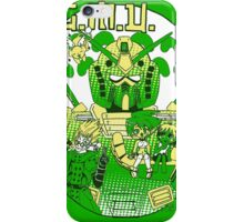 Anime Club Shirt iPhone Case/Skin