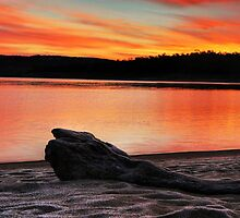 Early Morning Jindabyne by Raquel O'Neill