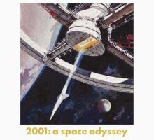 2001 a space odyssey by comastar