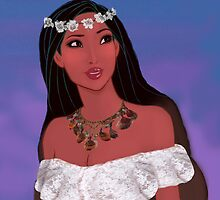 Boho Pocahontas by agShop