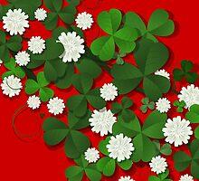 Saint Patrick's Day by Richard Laschon