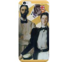 The Americans  iPhone Case/Skin
