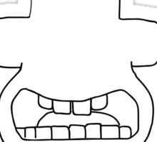 Run, Gromit Sticker
