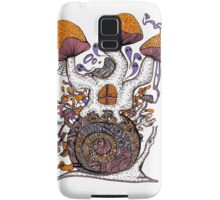 The Snail House Samsung Galaxy Case/Skin