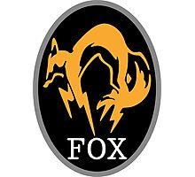 FOX HOUND Art Photographic Print