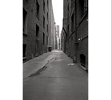 Monument Alley Photographic Print